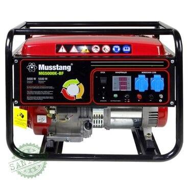 Бензиновый генератор Musstang MG5000S-BF (РУЧНОЙ СТАРТЕР)