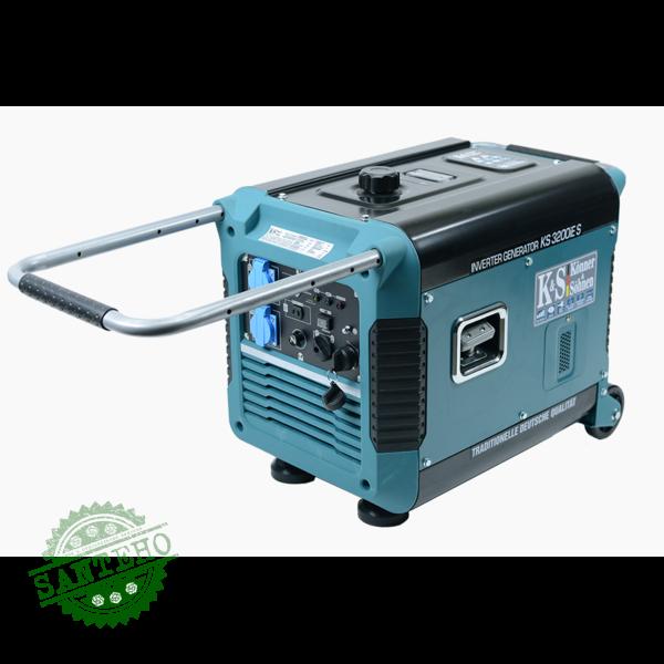 Інверторний генератор Konner & Sohnen KS 3200i S