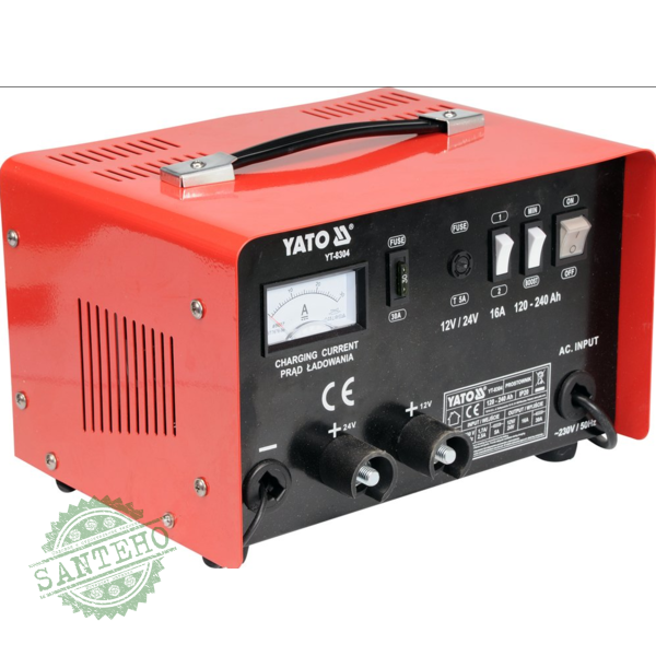 Зарядний пристрій YATO YT-8304