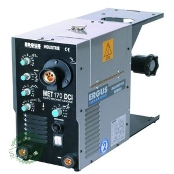 Сварочный полуавтомат инверторного типа Ergus MET 170 DCI, купить Сварочный полуавтомат инверторного типа Ergus MET 170 DCI