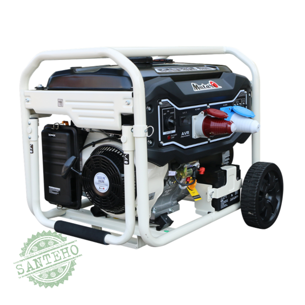 Генератор бензиновий Matari MX11003E                                , купити Генератор бензиновий Matari MX11003E