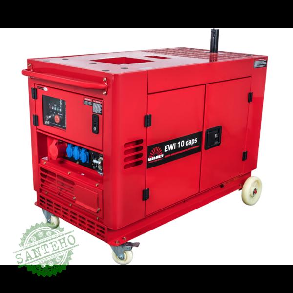 Дизельный генератор Vitals EWI 10daps