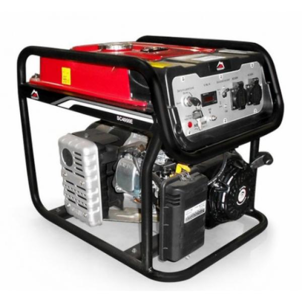 Генератор бензиновый VULKAN SC4000E-II, купить Генератор бензиновый VULKAN SC4000E-II