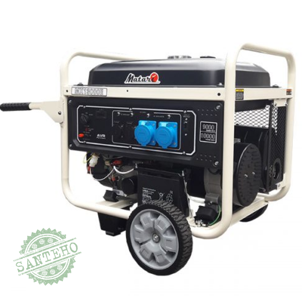 Генератор бензиновий Matari MX13000E, купити Генератор бензиновий Matari MX13000E