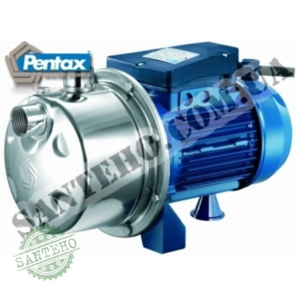 Насос центробежный  Pentax INOX100 0.75кВт нерж.
