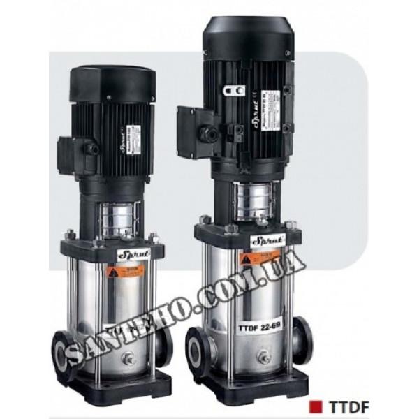 Центробежный насос Sprut TTDF 55-71