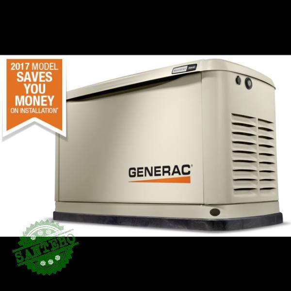 Газовый генератор Generac 7046, купить Газовый генератор Generac 7046