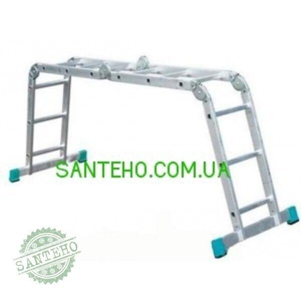 Шарнирная лестница ITOSS 4413