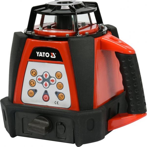 Ротационный лазерный нивелир YATO YT-30430