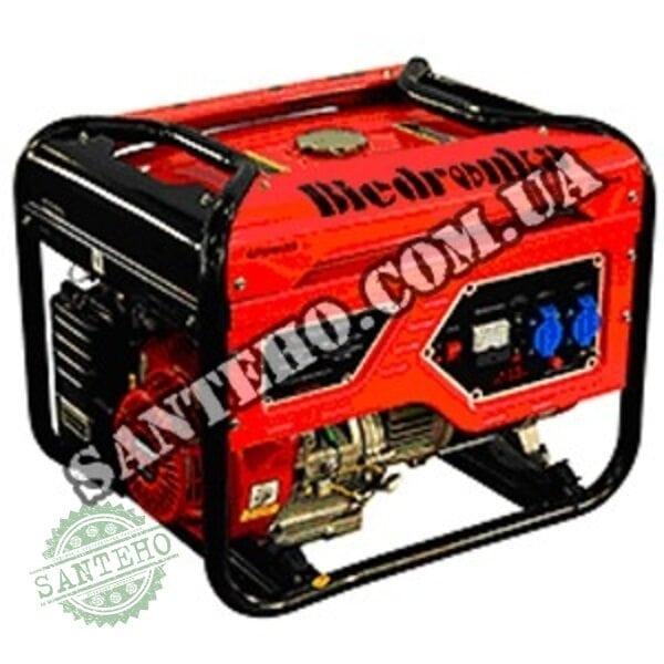 Бензиновый генератор BIEDRONKA GP5055BS, купить Бензиновый генератор BIEDRONKA GP5055BS