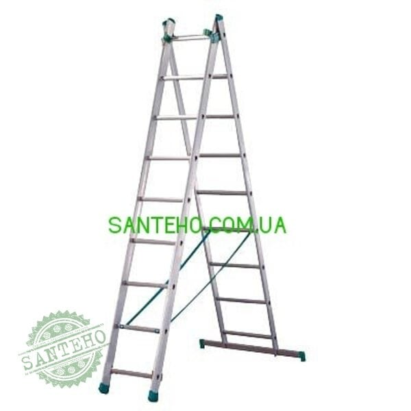 Универсальная лестница ITOSS 75114