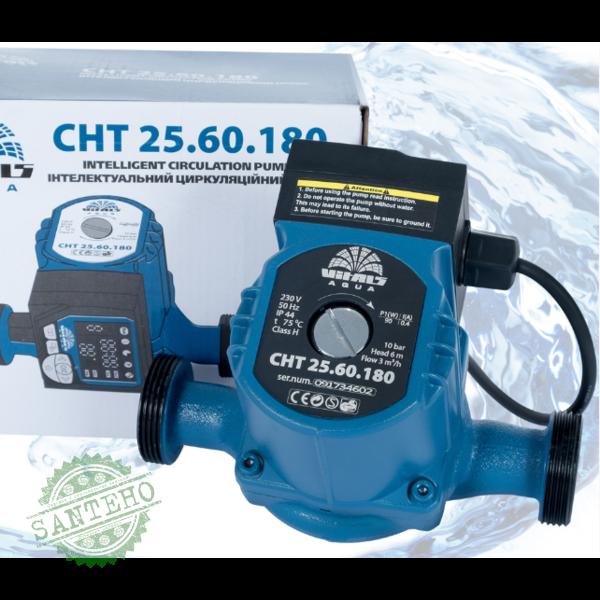 Насос циркуляционный с терморегулятором Vitals CHT 25.60.180
