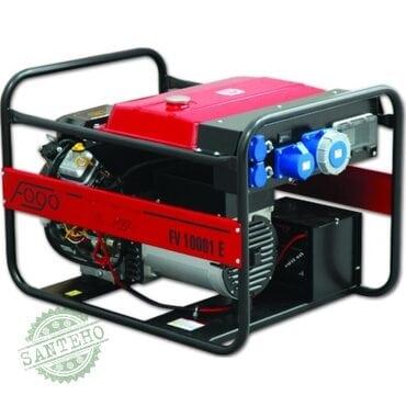 Генератор бензиновый Fogo FV 10001 E - 1 фазный