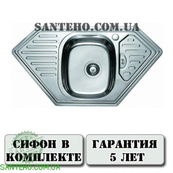 Мойка угловая арт.7801