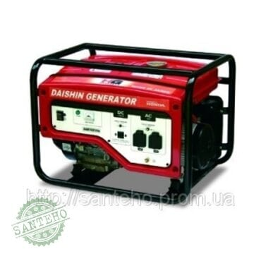 Бензиновый генератор Daishin SEB7000HSa