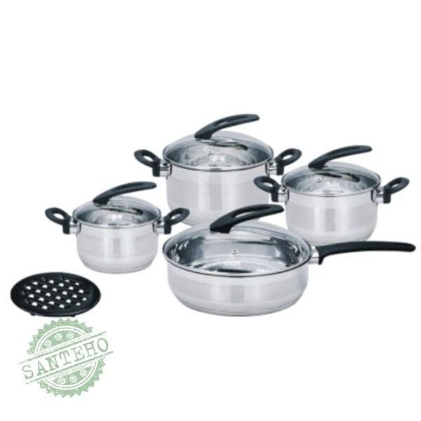 Набір посуду CALVE 9 предметів CL-1807