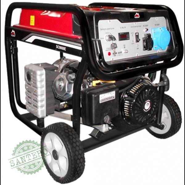 Генератор бензиновый Vulkan SC8000TE, купить Генератор бензиновый Vulkan SC8000TE