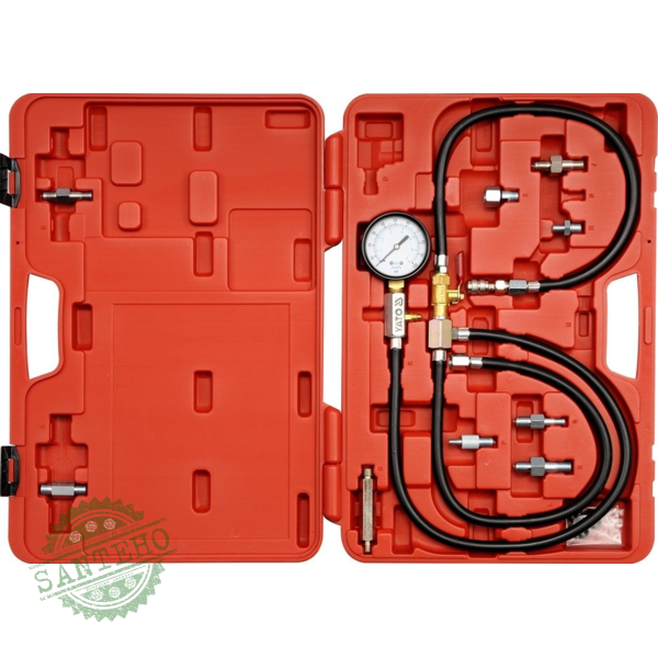 Діагностичний набір паливних систем уприскування Yato YT-0670
