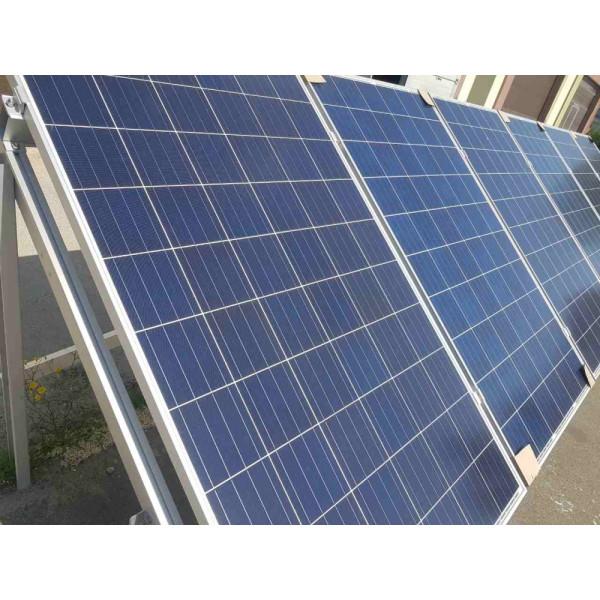 Поликристалическая солнечная панель EcoDelta ECO-265P