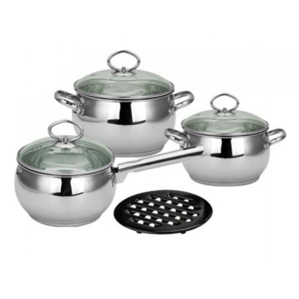 Набір посуду CALVE 7 предметів CL-1022