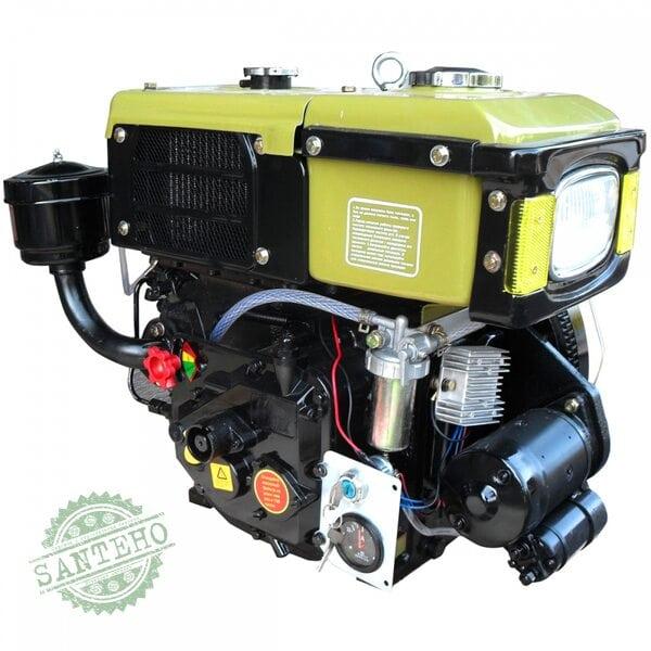 Двигатель Кентавр ДД180ВЭ 8л.с.