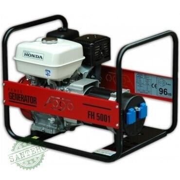 Генератор бензиновый Fogo  FH 5001 - 1 фазный
