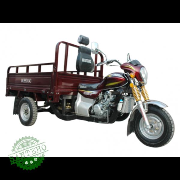 Трицикл(грузовой мотоцикл,муравей) Musstang MT150-4V