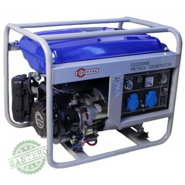 Бензиновый генератор ODWERK GG 3300 Е