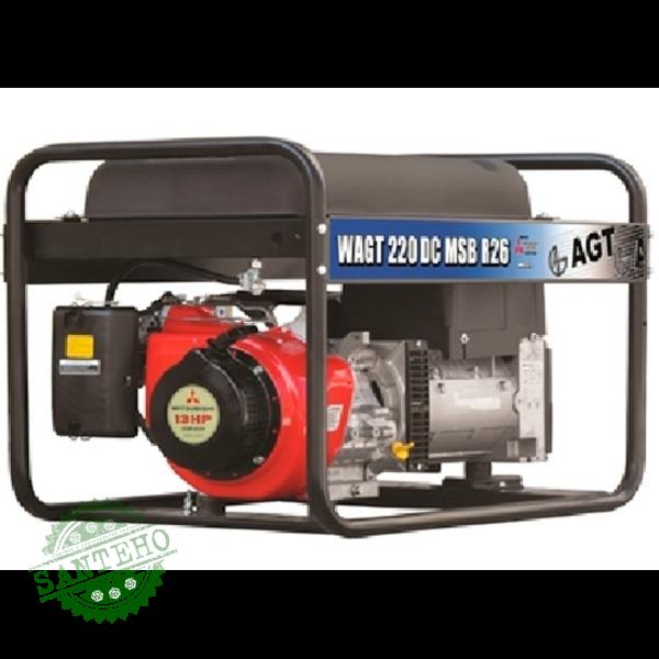 Сварочный генератор AGT WAGT 220 DC MSB R26