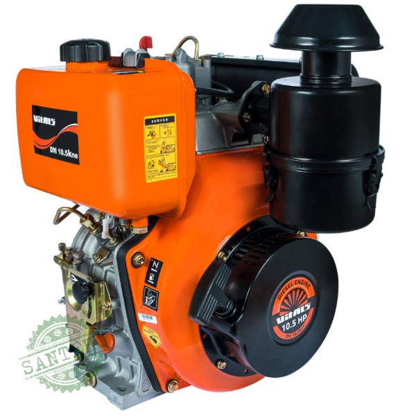 Двигатель дизельный Vitals DM 10.5kne