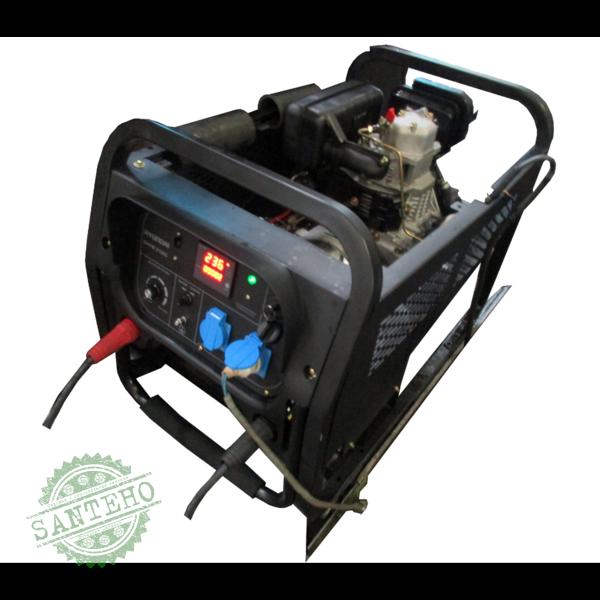 Сварочный генератор Hyundai DHYW 210AC, купить Сварочный генератор Hyundai DHYW 210AC