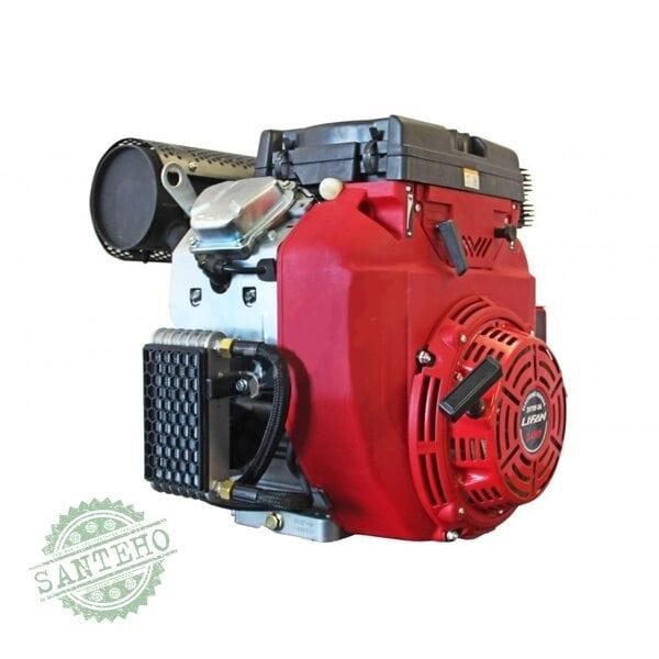 Двигатель Lifan 2V78F-2A серия PRO (электростартер + ручной стартер)