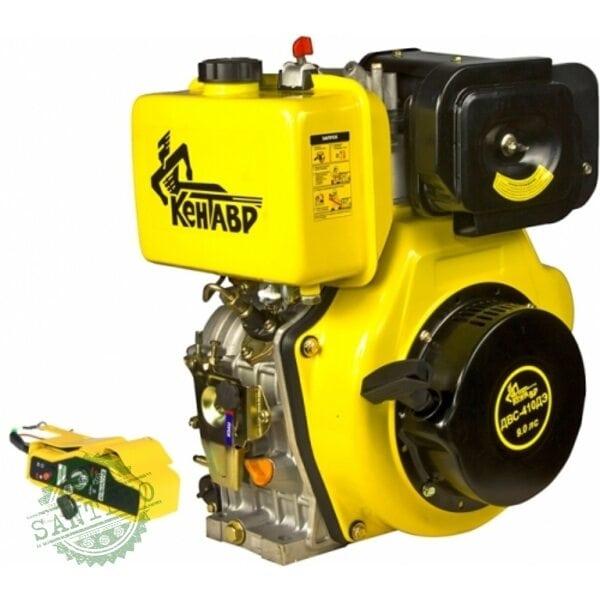Двигатель дизельный Кентавр ДВС-410ДШЛЭ