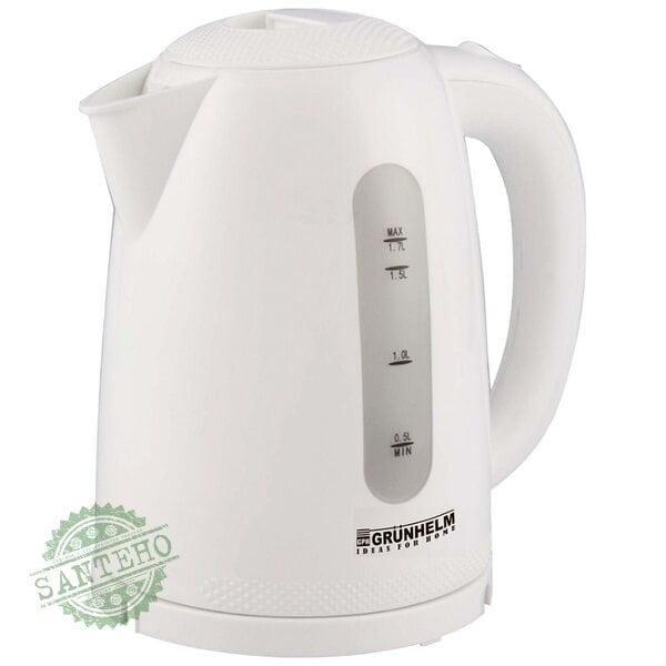 Электрический чайник GRUNHELM EKP-2217C ( белый)