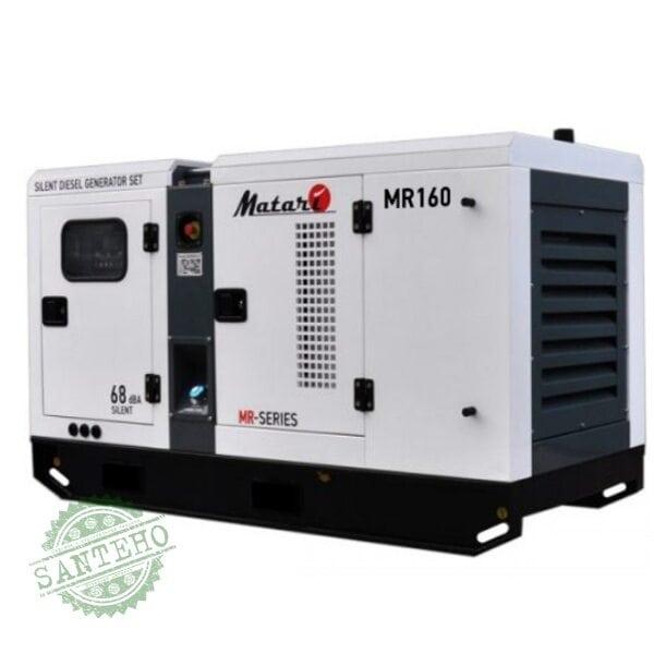 Дизельный генератор Matari MR160, купить Дизельный генератор Matari MR160