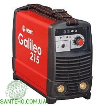 Инвертор сварочный Helvi Galileo 215