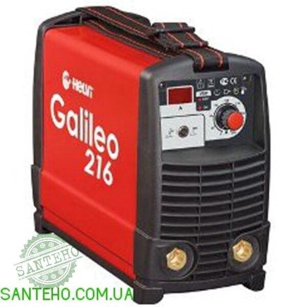 Инвертор сварочный Helvi Galileo 216