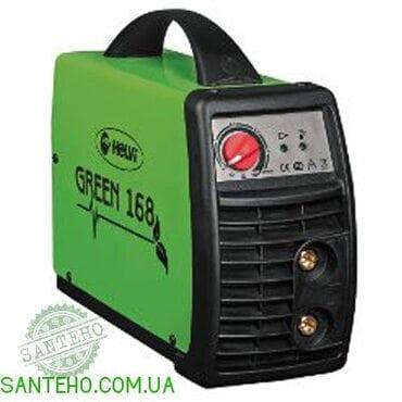 Инвертор сварочный Helvi Green 168