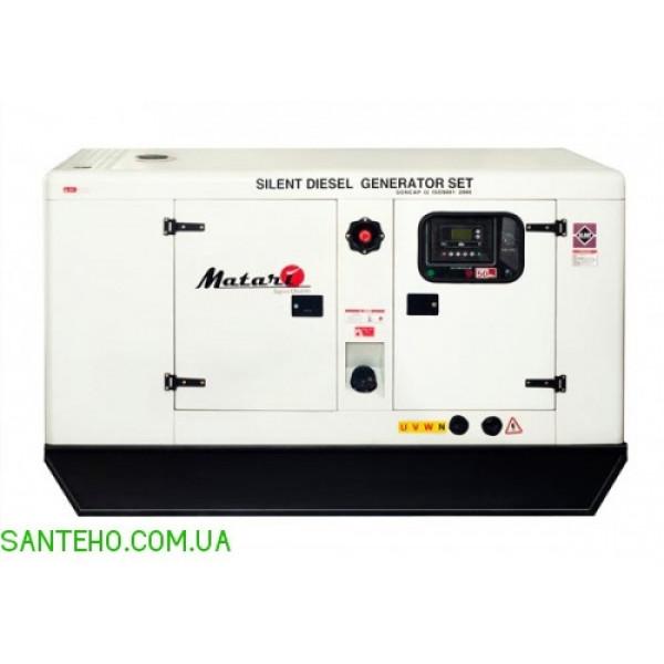 Дизельный генератор Matari MD25, купить Дизельный генератор Matari MD25