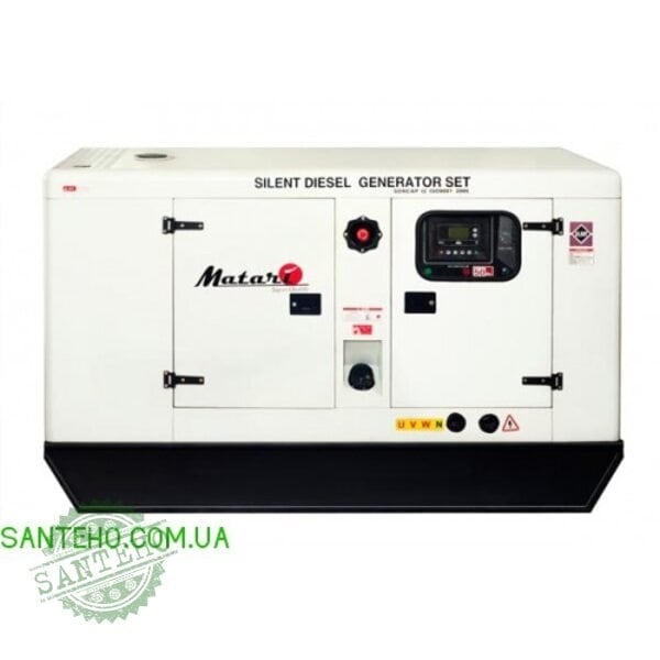 Дизельный генератор Matari MD30, купить Дизельный генератор Matari MD30