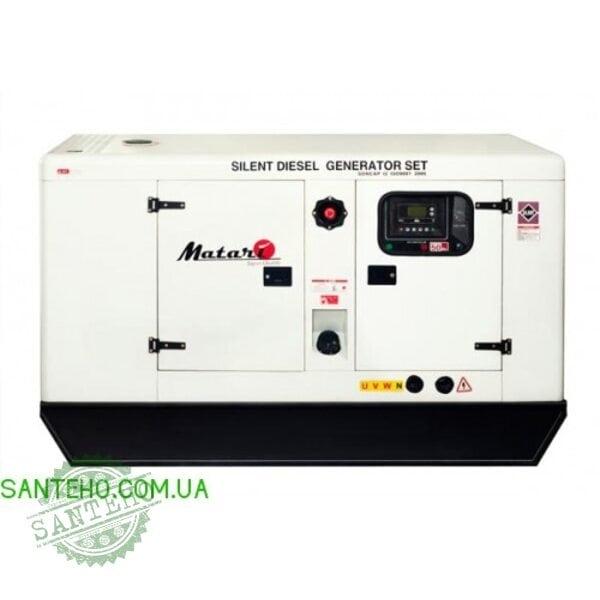 Дизельный генератор Matari MD100, купить Дизельный генератор Matari MD100