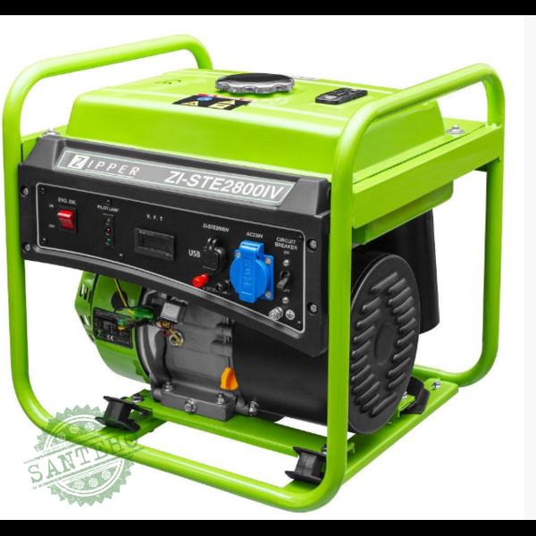 Инверторный генератор  ZIPPER ZI-STE2800IV, купить Инверторный генератор  ZIPPER ZI-STE2800IV