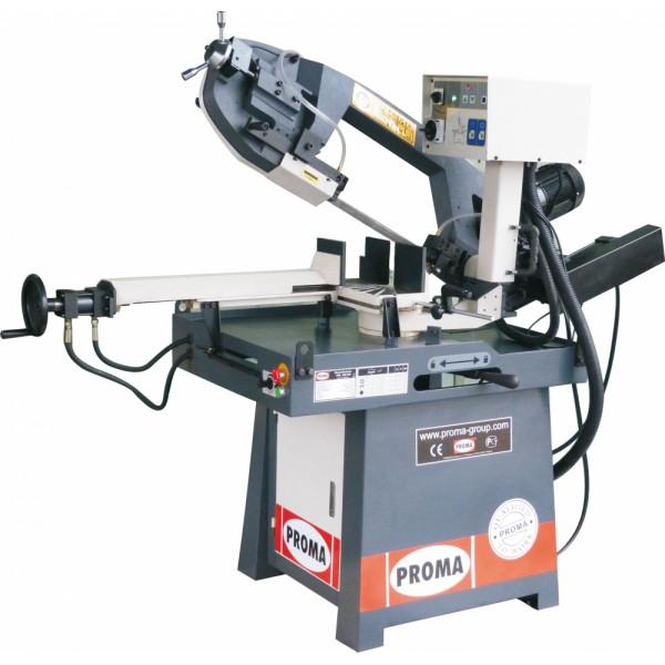 Полуавтоматическая ленточная пила по металлу PROMA PPS-250HPA