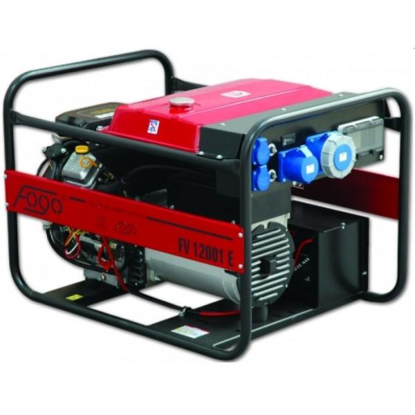 Генератор бензиновый Fogo FV 12001 E - 1 фазный