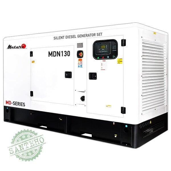 Дизельный генератор Matari MDN130, купить Дизельный генератор Matari MDN130