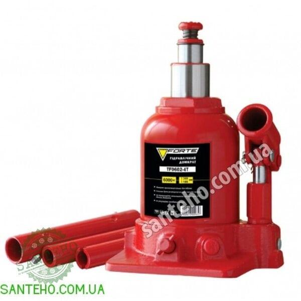 Бутылочный домкрат Forte TF0402-4T