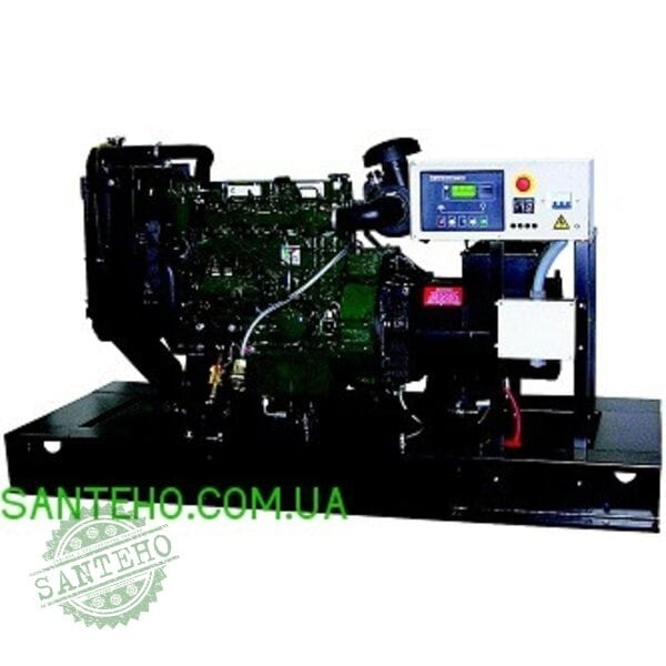 Дизельный генератор Lister Petter LWA15-WLE150