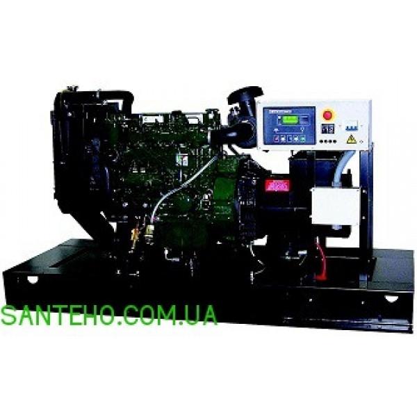 Дизельный генератор Lister Petter LWA41-WLE350