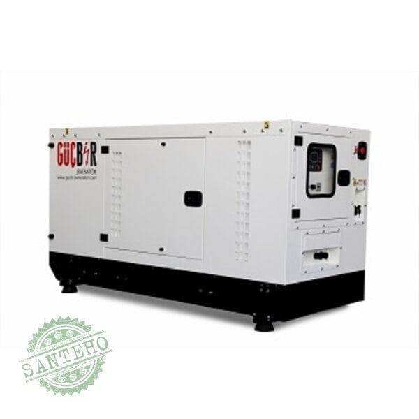 Дизельный генератор Gucbir GJR-306
