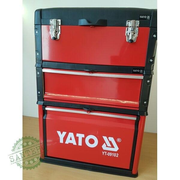 Инструментальный ящик YATO YT-09102